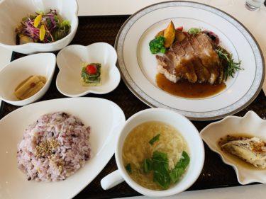 桷志田(かくいだ)にて黒酢ランチ&黒酢ショッピング